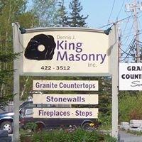Dennis J King Masonry Inc.