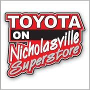 Toyota On Nicholasville Superstore