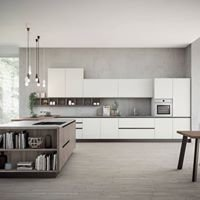 Cervo Design- Italian kitchens