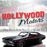 Hollywood Motors Carfellas