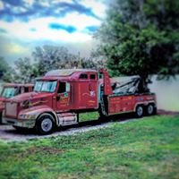 Barker's Towing/Recovery and Tire's