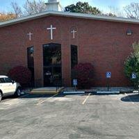Trinity Full Gospel Church.