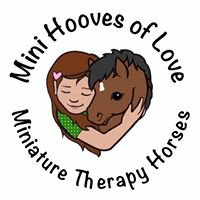 Mini Hooves of Love Miniature Therapy Horses