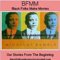 Black Folks Make Movies