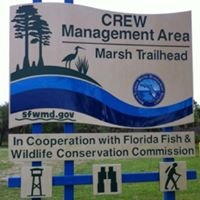 CREW Marsh Hiking Trails