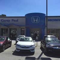 Carey Paul Honda