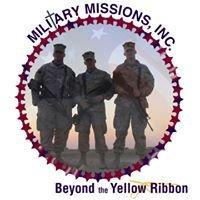 Military Missions Inc.