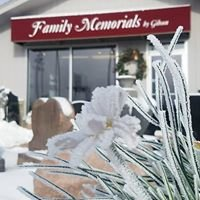 Family Memorials By Gibson