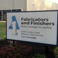 A-1 FABRICATORS & FINISHERS