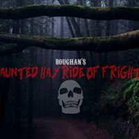 Boughan's Haunted Hayride Of Fright