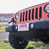 Thompson Chrysler Jeep Dodge Ram of Harford County MD