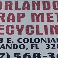Orlando Scrap Metal Recycling