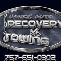 Hanks Auto Recovery and Towing LLC