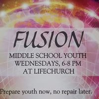 Fusion Youth Group - Life Church, Maine