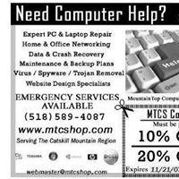 Mountaintop Computer Shop