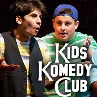 Florida Studio Theatre Kids Komedy Club