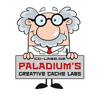 Paladium's creative cache labs - Der Geocaching Shop für Kreative