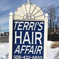 Terri's Hair Affair - West Harwich Hair Salon