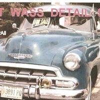 Great Wass detail shop