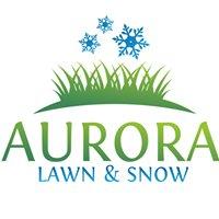 Aurora Lawn & Snow