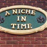 A Niche in Time