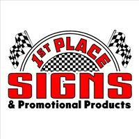 1st Place Signs and Promotional Products