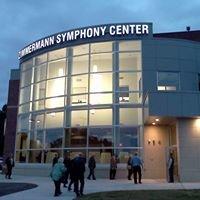 Zimmermann Symphony Center - The 'Z' / Umstattd Hall