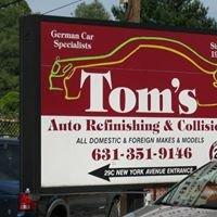 Toms Auto Refinishing & Collision
