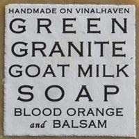 Green Granite Soap