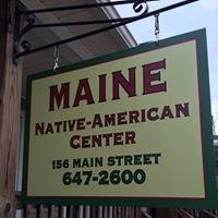 Maine Native-American Center