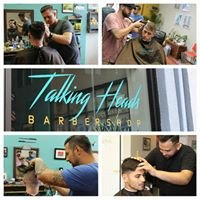 Talking Heads Barbershop