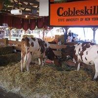 SUNY Cobleskill Dairy Farm