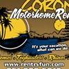 Corona Motorhome Rentals