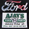 Ajays Ford V8 Parts