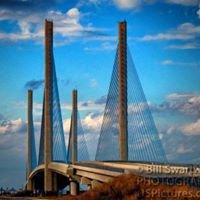 Indian River Bridge Photography