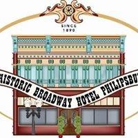 The Broadway Hotel Philipsburg MT