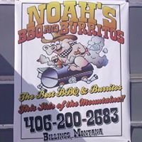 Noah's BBQ and Burritos