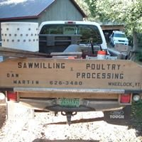 Martin Sawmilling & Poultry Processing