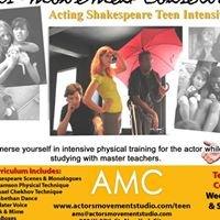 Teen Shakespeare Summer Conservatory