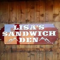 Lisa's Sandwich Den