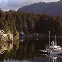 Alaska Dancing Eagles Cabin Rental