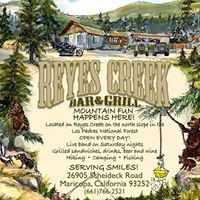 Reyes Creek Bar and Grill