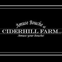 Amuse Bouche at CiderHill Farm