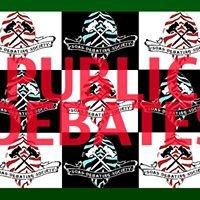 SOAS Debating Society -  PUBLIC DEBATES