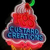 Ro's Custard Creations in North Canton