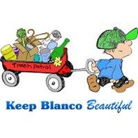 Keep Blanco Beautiful