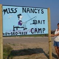 Miss Nancy's Bait Camp
