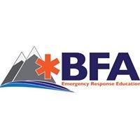 BFA: Emergency Response Education