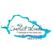 Conflict Islands, Paradise in the Coral Sea