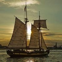 HMS Pickle - Historic Motor & Sail - HMS